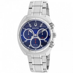 Bulova 96A185 orologio curv cronografo