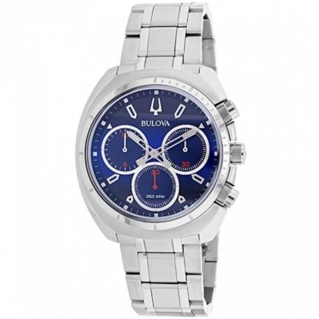 BULOVA 96A185 watch chronograph quartz curv