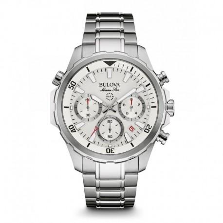 BULOVA 96B255 watch marine star chronograph