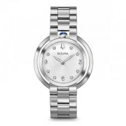Bulova 96P184 watch diamonds collection