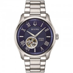Bulova 96a218 watches automatic wilton collection