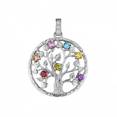 JULIE JULSEN pendent JJPE0248-1 tree of life collection
