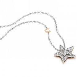 Comete gioielli GLB 1446 ciondolo stella con diamanti