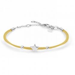 COMETE BRA 160 bracelet stars collection in silver