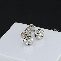 Nostre creazioni orecchini punto luce cipollina negozio online cip05or