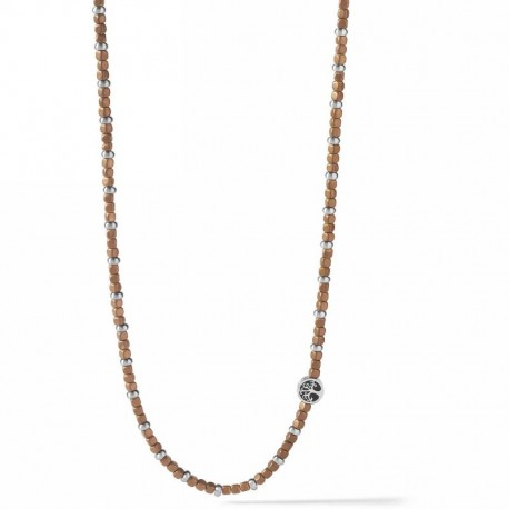 COMETE ugl 640 necklace life collection in steel