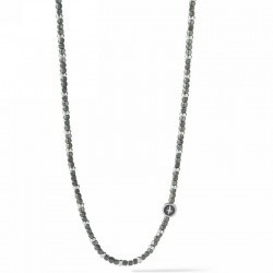COMETE ugl 641 necklace life collection in steel