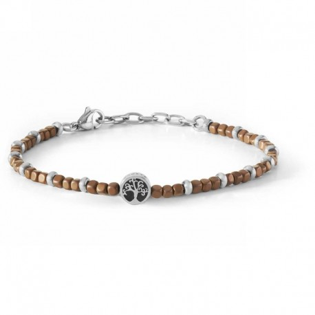 COMETE ubr 892 bracelet life collection in steel