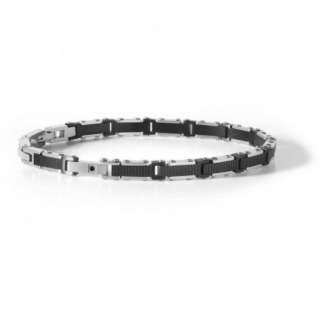 COMETE ubr 889 bracelet cross collection in steel