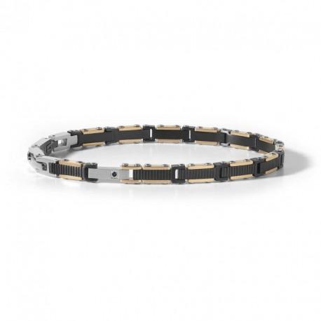 COMETE ubr 890 bracelet cross collection in steel