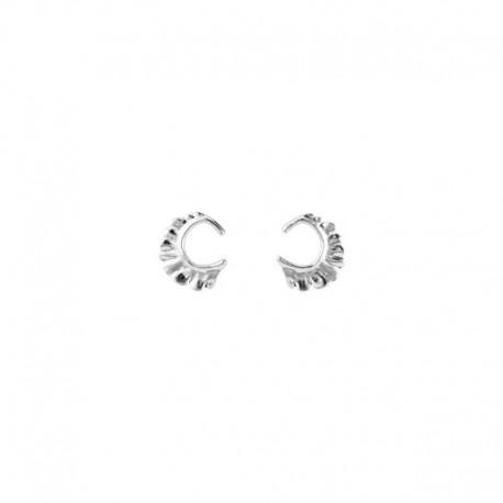UNO DE 50 pen0599mtl0000u earrings I like you