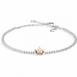 Comete BRA 155 bracciale stelle argento