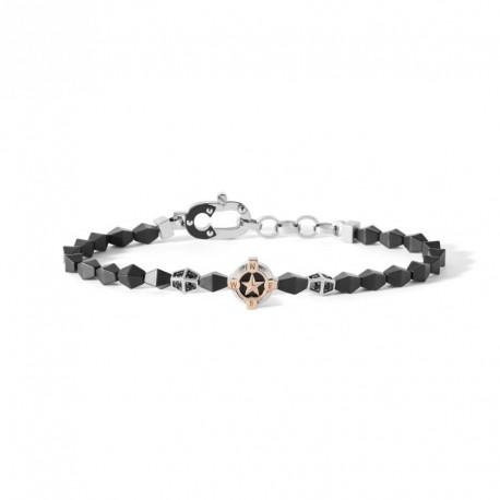 COMETE UBR 919 bracelet North Star in silver