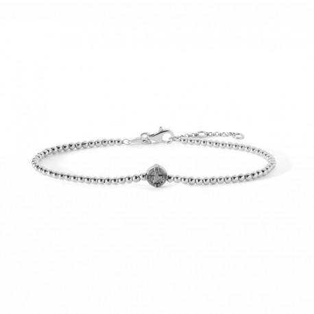Comete ubr 914 bracciale stella polare argento