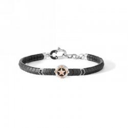 Comete gioielli UBR 920 bracciale stella polare argento e ceramica