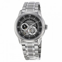 BULOVA 96a119 watches man mechanical collection