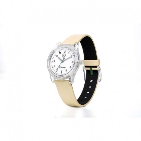 Smile Solar watch RP26J004Y powered by solar
