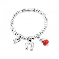 UNO de 50 pul1823rojmtl0m bracciale amuleto