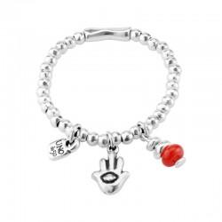 bracelet Uno de 50 Talisman pul1822rojmtl0m