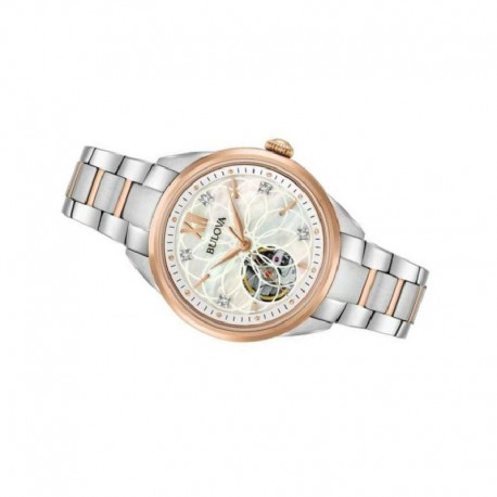98p170 Bulova Diamond classic automatic collection