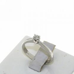 Nostre Creazioni Anello solitario diamante DANS4213
