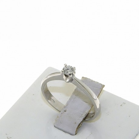 OUR CREATIONS Ring SOLITAIRE DIAMOND collection DANS4213