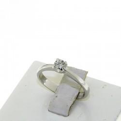 Nostre Creazioni Anello solitario diamante DANS4214