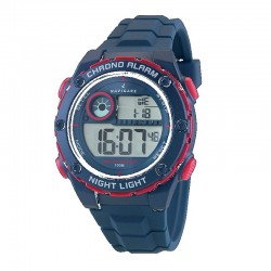 Navigare Digital movement chrono collection NA205-03 water resistant 100m