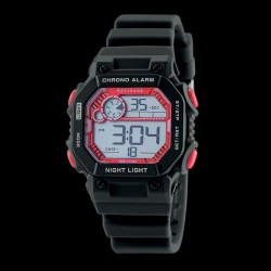 Orologio digitale Navigare Kos NA206-02 impermeabile 100 m.