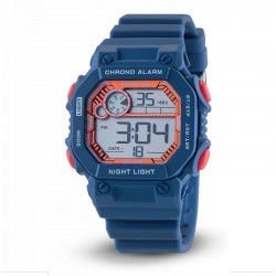 Navigare Digital movement chrono Kos collection NA206-03 water resistant 100m