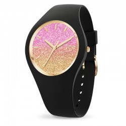 Ice Watch GLITTER 016904 small Ice Lo Black Mango collection