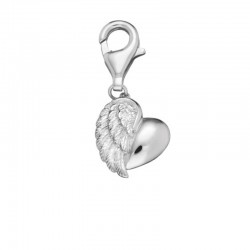 Engelsrufer charm heart wing of the angel ERC-HEARTWING in silver