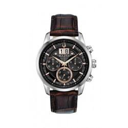 Orologio Bulova collezione Sutton Classic 96B311 Cronografo Gran Data a ore 12