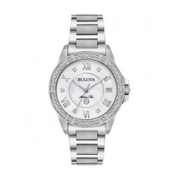 Bulova watch 96r232 Marine Star Diamonds collection
