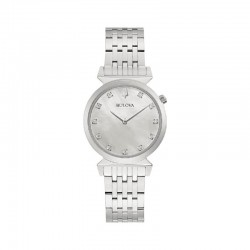 Bulova 96p216 Ladies Classic Watch Regatta collection with diamonds
