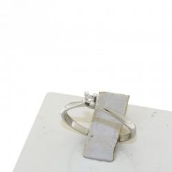 anello solitario diamante D-4239-5 vendita reggio emilia fidanzamento