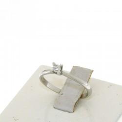 anello solitario diamante D-4239-10 vendita reggio emilia fidanzamento
