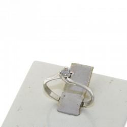 anello solitario diamante ANS1759 vendita reggio emilia fidanzamento