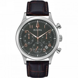 Bulova watch PRECISIONIST CHRONO classic collection 96B356