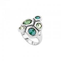 Uno de 50 Ring Colmena collection ANI0603VDMTL