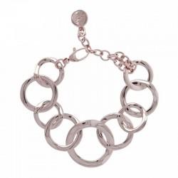 Bronzallure bracelet ref. BZ00029 in 18k rose gold plated