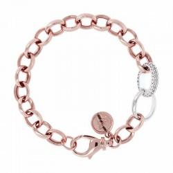 Bronzallure bracelet ref. BZ00830 in 18k rose gold plated