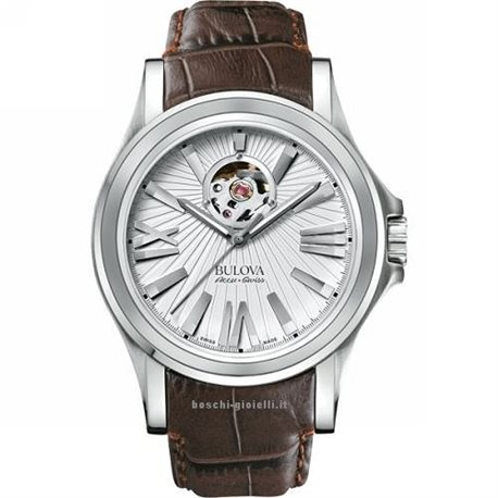 BULOVA 63a124 watches man accu-swiss kirkwood