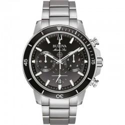 Bulova Watch 96b272 MARINE STAR CHRONOGRAPH collection