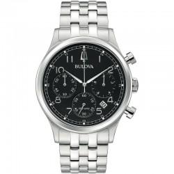 Bulova watch PRECISIONIST CHRONO classic collection 96b357