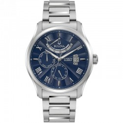 Bulova Wilton watch collection 96c147, Power Reserve Automatic