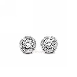 TI SENTO MILANO 7613zi silver jewellery earrings