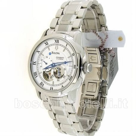 BULOVA 96a118 watches man mechanical collection