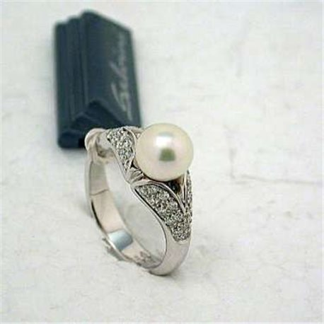 SALVINI aap33326 jewelry ring pearls