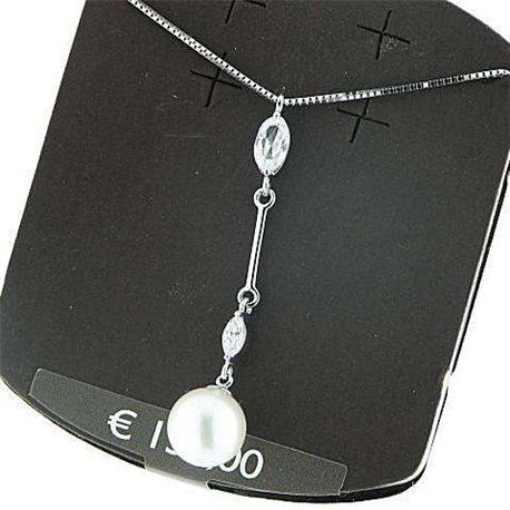 AMBROSIA agp006 jewelry chain with pearl